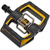Crankbrothers Mallet DH 11 Pedali nero/oro